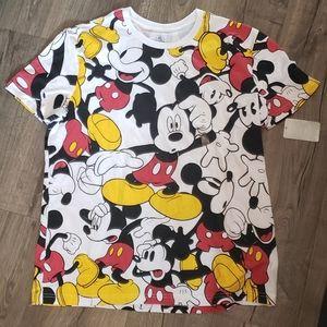 Disney Mickey Mouse Crew Neck Tee